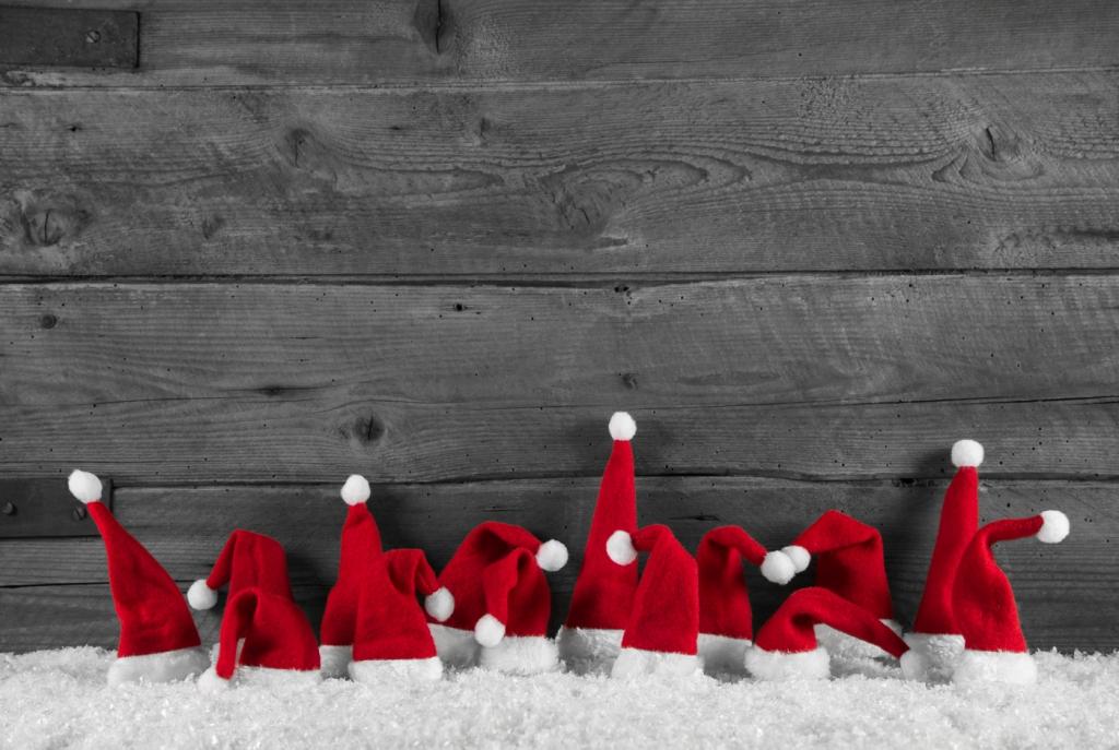 Weihnachten gesund